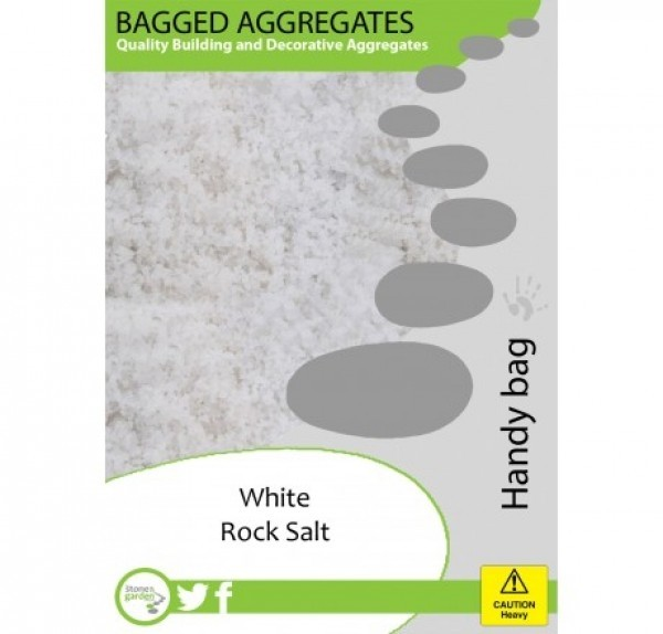 White Rock Salt 28x20kg bags